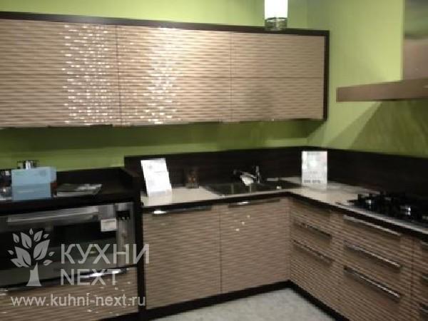 Кухня 3D пластик
